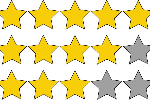 three ratings