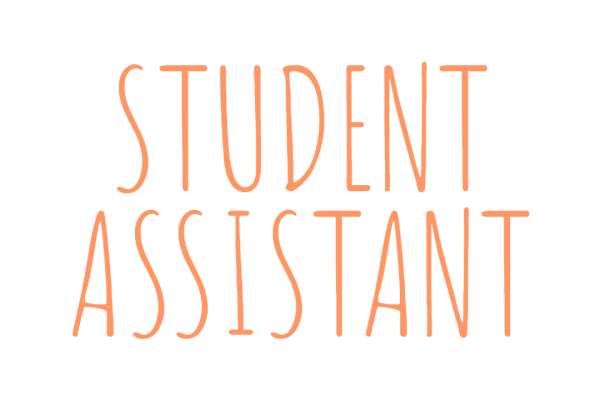 student assistant